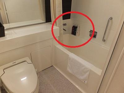 ホテルに備え付けの適当なシャンプー:薄毛ハゲには危険?!