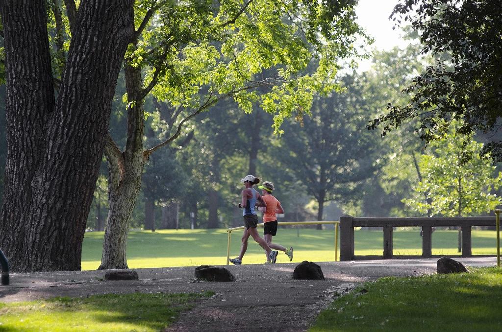 とにかくゆっくり走る:スローランニング