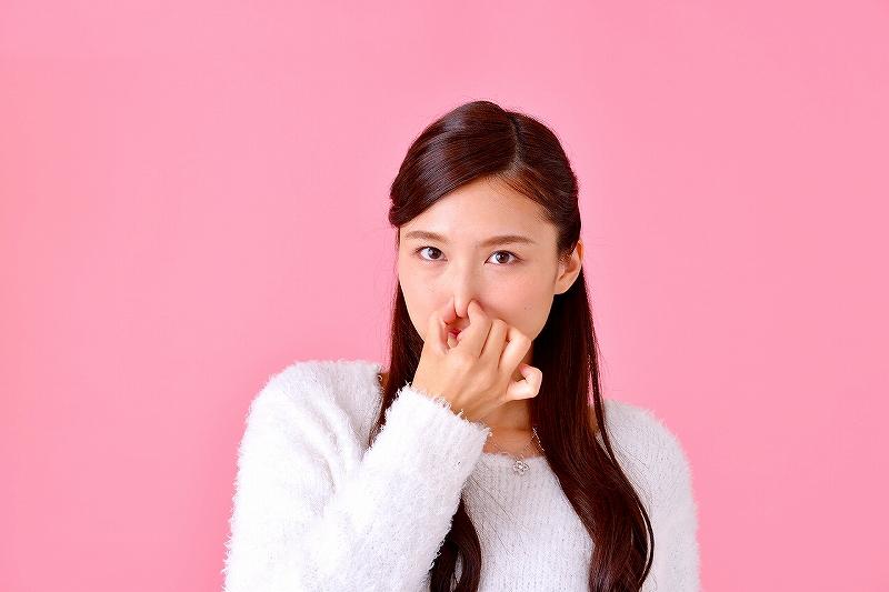 活性酸素で皮脂が酸化:頭が臭くなる