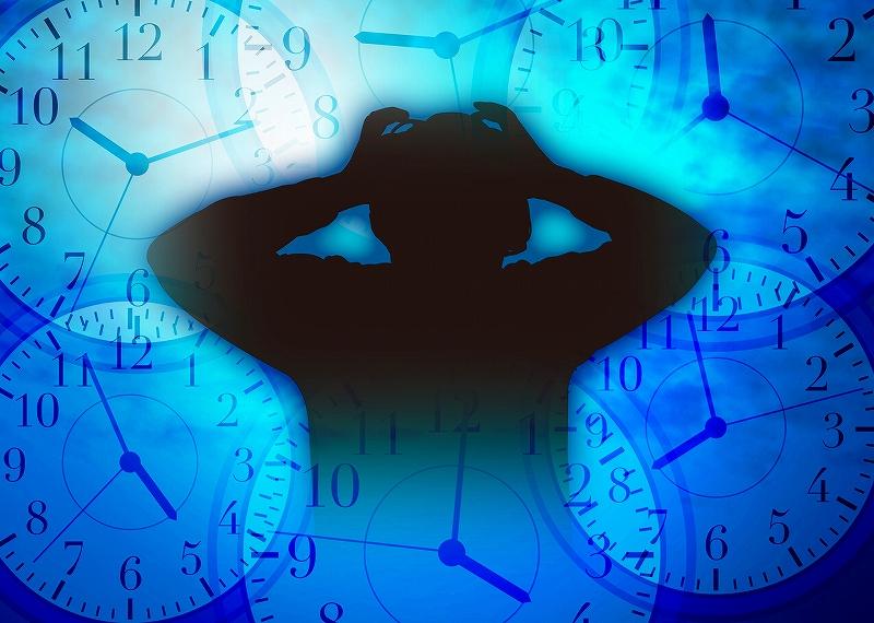 ストレスで活性酸素が増える:加齢臭の原因に