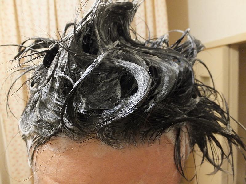 男の加齢臭対策シャンプー:ハーブガーデンで洗ってみた