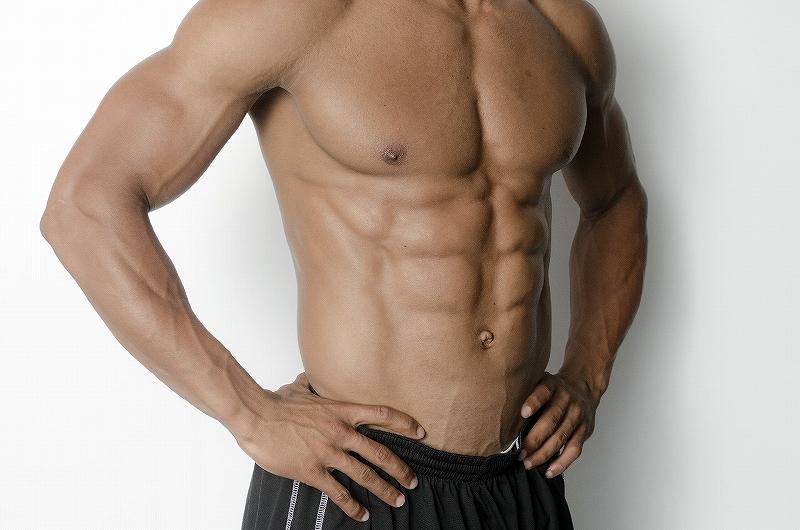 筋トレ:男性ホルモンテストステロンが増える