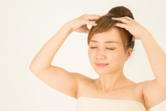 髪の毛が増える・女性