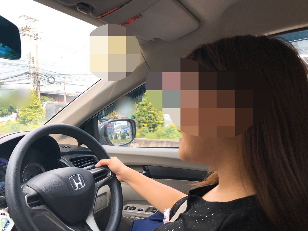 女友達とドライブ!運転はしてもらってます。