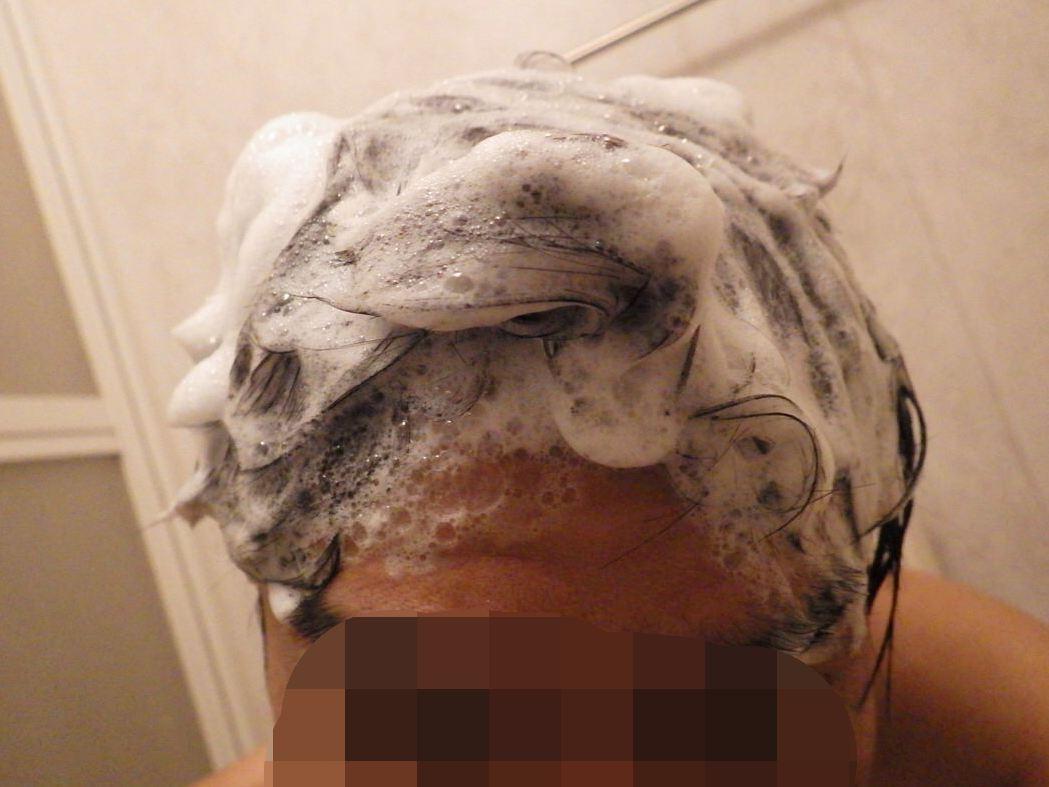ウーマシャンプー頭皮もスッキリする
